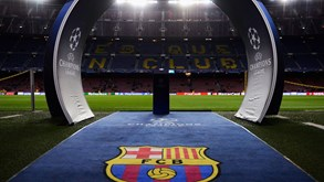 Barcelona anuncia receitas recorde de 679 milhões de euros