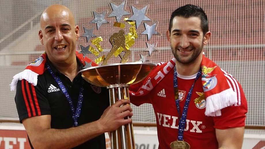 40fe6ce45e Pedro Nunes  «Fomos regulares até br    nos sagrarmos campeões ...