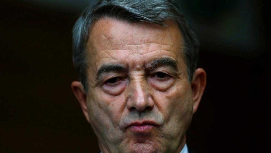 Wolfgang Niersbach, antigo presidente da federação alemã de futebol