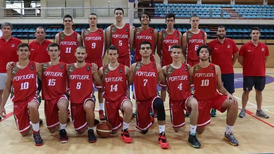 Sub-18  Seleção Nacional  br   inicia Europeu com Bielorrússia ... e579318b174a7