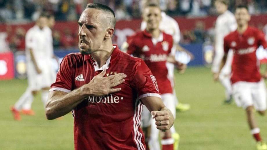 28d80071f7 Ribéry  «Guardiola não tem br    experiência e às vezes fala demais ...