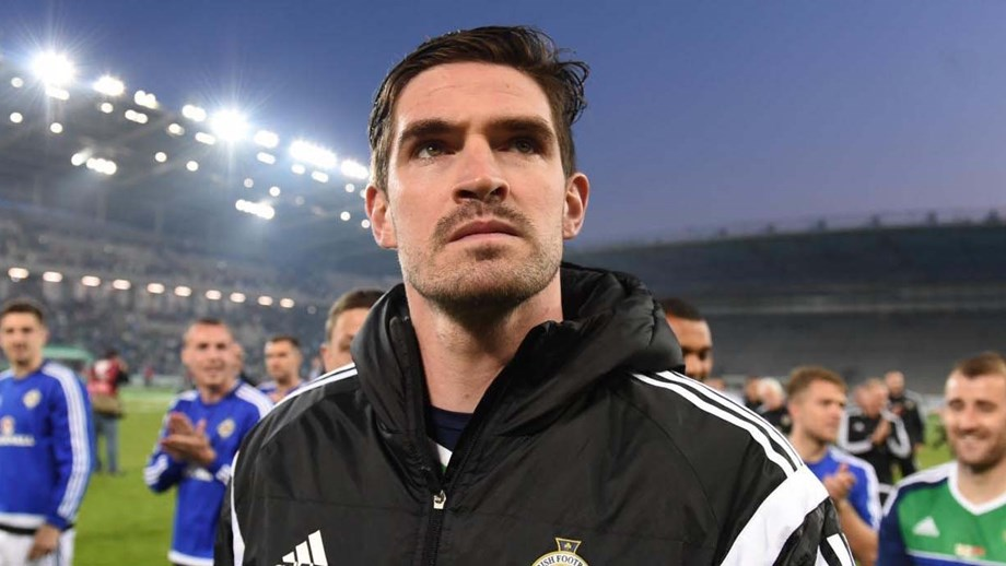 Kyle Lafferty, Irlanda do Norte