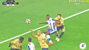 Os casos do FC Porto-Estoril