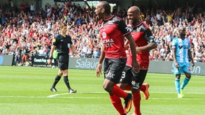 Marselha perde em casa do Guingamp com Rolando no banco
