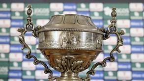 Famalicão-Sporting, 1.º Dezembro-Benfica e Gafanha-FC Porto na 3.ª eliminatória