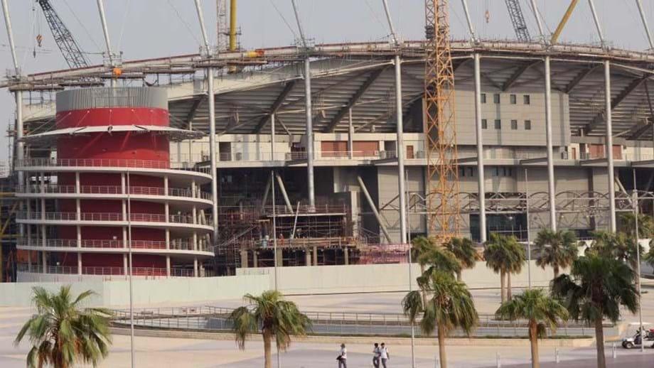 2a81459942e8e Qatar planeia construir uma  fan village  para o Mundial de 2022 ...
