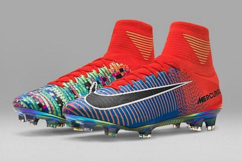 7ea66e1c6c Estas novas chuteiras provam que nem a Nike escapa à  febre  do FIFA ...