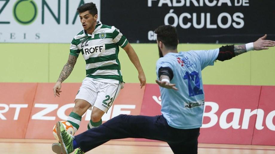 Ex-Sporting Fábio Lima assina pelo Modicus - Futsal - Jornal Record 4c132edd6178a