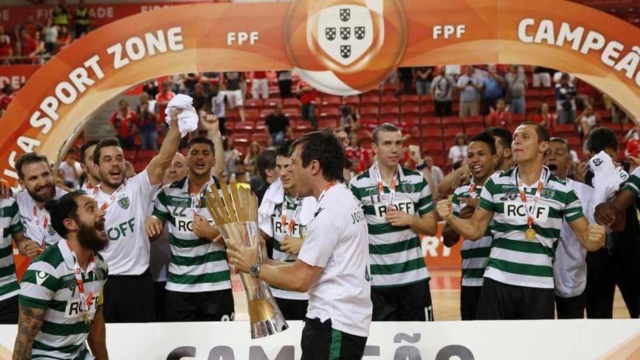 Liga Sport Zone  resultados e marcadores - Futsal - Jornal Record f736b5d7c2336