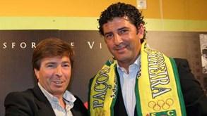 Carlos Barbosa diz que Rui Vitória não se ilude com dinheiro