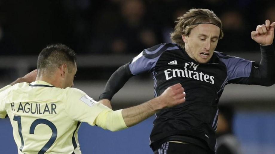 Modric sobre o vídeo-árbitro   br   «Para mim não é futebol» - Real ... 153bd71533bb0