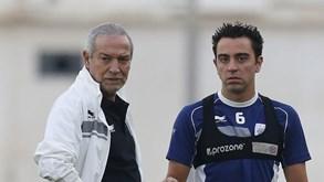 Xavi prolonga contrato com o Al-Sadd por mais um ano