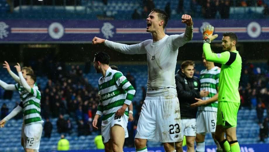 Escócia  Celtic bate recorde de jogos sem perder - Internacional ... 9069dd1707eeb