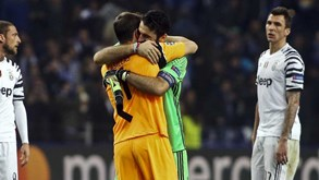 Casillas revela o que disse a Buffon no final do encontro