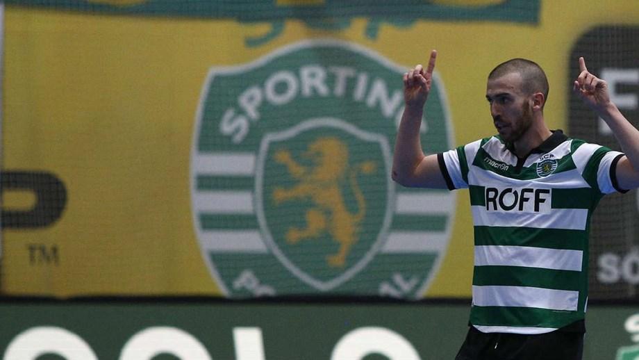 Melhor marcador da equipa de Nuno Dias diz-se