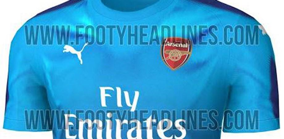 ca22d76c8 Serão estes os novos equipamentos do Arsenal  - Fotogalerias ...