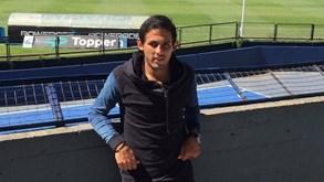 Marcelo Meli: «Nunca tivea oportunidade que merecia»