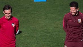 Simeone: «Jamais me permitiria exigir a Griezmann que ficasse»