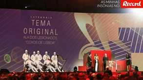 Gala do Benfica com final apoteótico