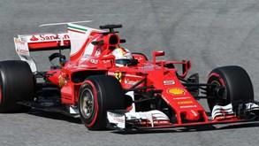 Vettel espera reconquistar título aos comandos de... 'Gina'