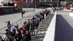 Águias fazem ponto de situação da venda de bilhetes para o clássico