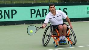 Mundial de Ténis em Cadeira de Rodas: Portugal bate Irlanda