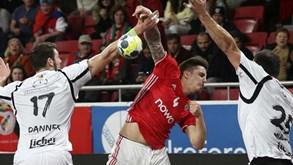 Taça EHF: Benfica perde em Espanha e falha apuramento histórico