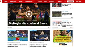 Casillas em grande destaque na imprensa espanhola