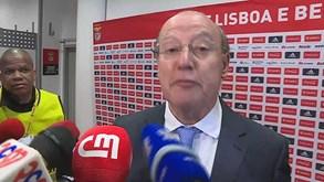 Pinto da Costa recusou-se a falar do árbitro: «Não vivo da chafurdice»