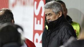 Vieira questiona: «O que estavam adeptos do Sporting a fazer ao pé da Luz às três da manhã?»
