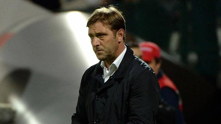 Treinador do Vitória não escondeu a emoção após o apuramento para a final  da Taça 5c75f12e69ded