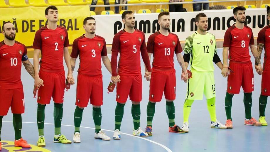 82dce489db07e Portugal confirma apuramento br    para o Europeu de 2018 - Futsal ...