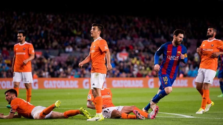 Derrota com o Barcelona e vitória do Leganés confirmam destino há muito  anunciado 7831e2346a572