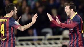 ba03ac1d93 Mário Sérgio  «É uma honra estar na coleção de Messi» - Espanha ...