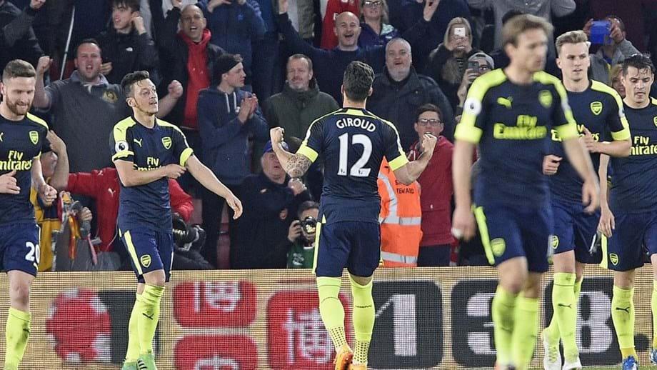 Calendario Arsenal.Arsenal Acerta Calendario Com Vitoria E Ultrapassa Mourinho