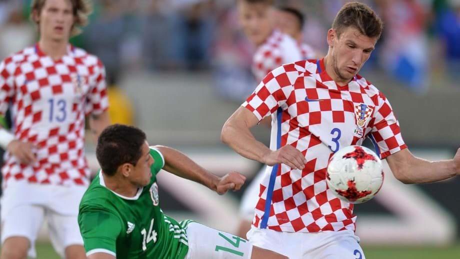 Croácia vence México em jogo particular (2-1) - Internacional ... aa66781ced5ed