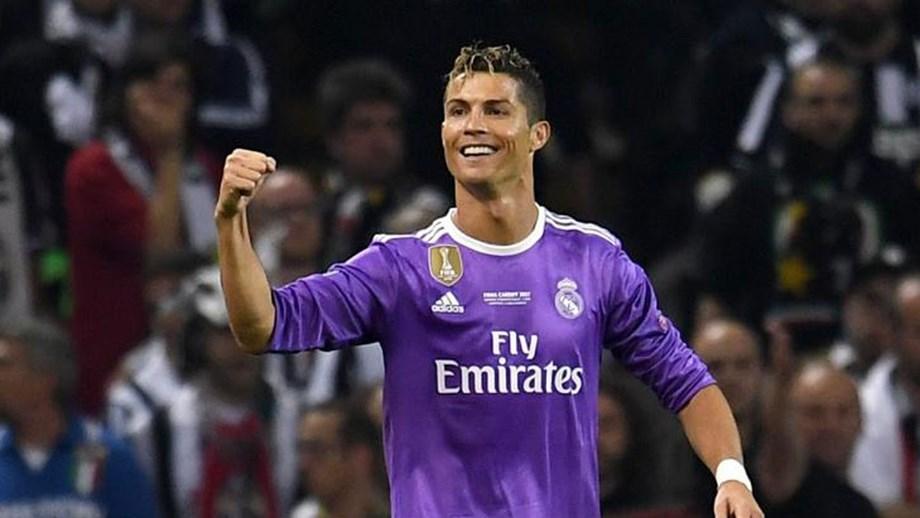 32d055f4dc Cristiano Ronaldo festeja quarta vitória na Champions - Liga dos ...