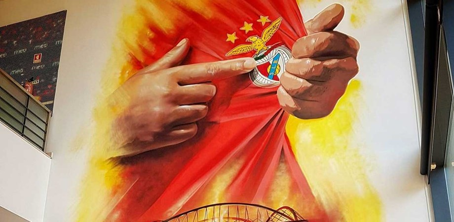 Image result for benfica PAINTINGS