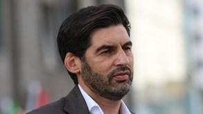 Paulo Fonseca surpreendido pelo Charleroi
