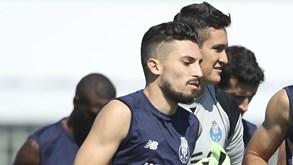 Alex Telles: «Sérgio Conceição é um treinador muito competente»
