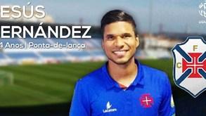 Oficial: Jesús Hernández reforça azuis