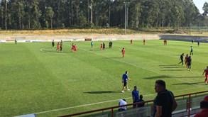 Gil Vicente e Ac. Viseu empatam (2-2)