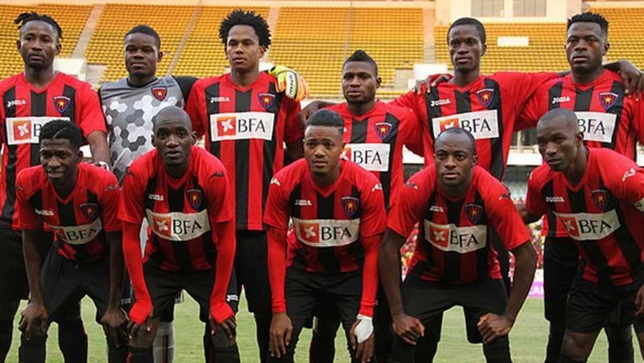 a097769ffa 1.º de Agosto vence e consolida liderança - Angola - Jornal Record