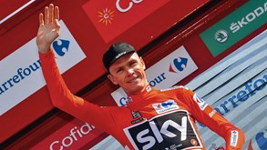 Chris Froome impõe-se na 9.ª etapa e reforça liderança