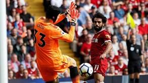 Liverpool impressiona com goleada ao Arsenal