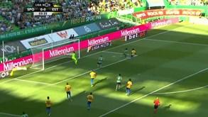 Os melhores momentos do Sporting-Estoril (2-1)
