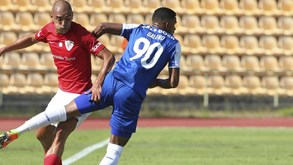 FC Porto B-Santa Clara, 1-0: Dragões tiraminvencibilidade aos açorianos