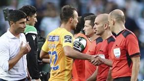 André Claro: «Se saíssemos com um empate era justo»
