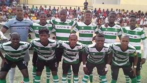 Cabo Verde: Sporting da Praia campeão pela 12.ª vez