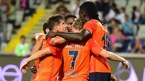 Turquia: Basaksehir vence Konyaspor por 2-1
